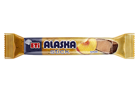Eti Alaska Stick with Peach