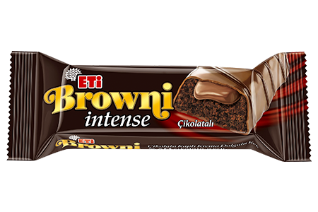 Eti Browni Intense Chocolate Coated Cream Filled Cake