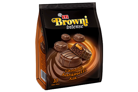 Eti Browni Intense Mini Karamelli Kek