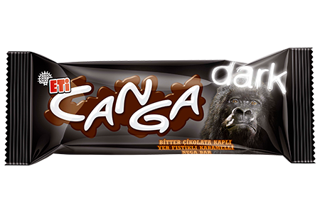 Eti Canga Dark Bitter Chocolates