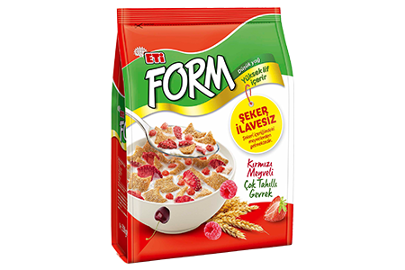 Eti Form Multi Grained Cereal with Fruits