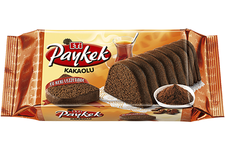 Eti Paykek with Cocoa Serving Cake