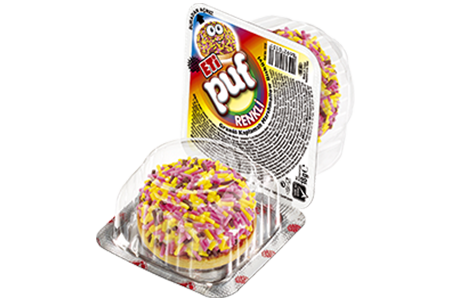Eti Puf Colorful Granules Biscuit