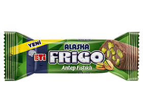 Alaska Frigo with Pistachio