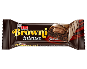Browni Intense Chocolate Coated Cream Filled Cake