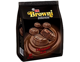 Browni Intense Mini Çikolatalı