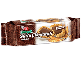 Burçak Milk Chocolate Biscuit