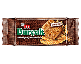 Burçak Whole Wheat Bakery Biscuit