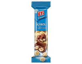 Eti Chocolate %27 Hazelnut Milk Chocolate