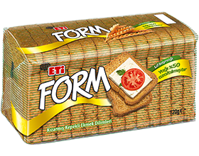 Form Sliced Bran Rusks