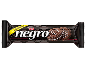 Negro Cocoa Biscuit With Cream Filling