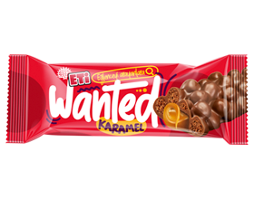 Wanted With Caramel